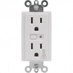 Z-Wave In-Wall Receptacle