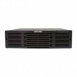NVR516-128 - NVR 128 Channel 16 SATA HDD 4 NETWORK 2 HDMI(4K) 1 VGA 3 USB NO POE RAID