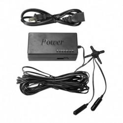 V-AT12V - Vosker Universal AC Power Adapter for Security Cameras