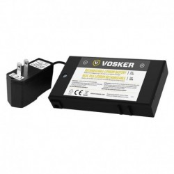 V-LIT-BC - Rechargeable lithium battery pack and AC charger