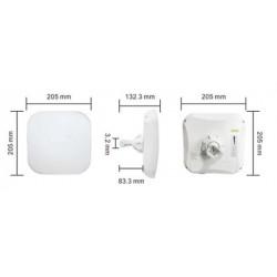DIP3226 - CCTV Video Wireless Point-to-Point Transmitter/Receiver (1 Pair)