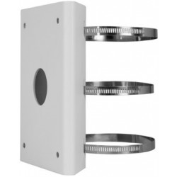 AE-TR-UP08-A - Pole Mount for PTZ and Dome cameras